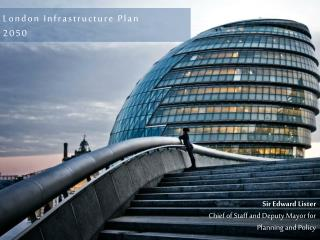 London Infrastructure Plan 2050