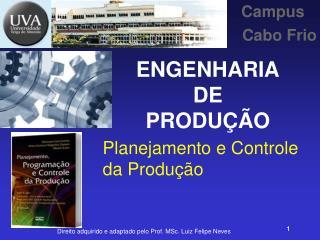 Planejamento e Controle da Produ��o
