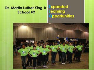 Dr. Martin Luther King Jr. School #9