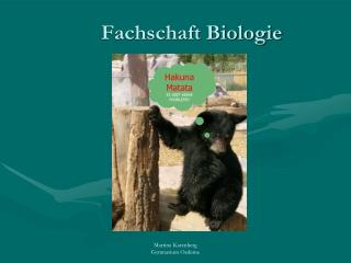 Fachschaft Biologie