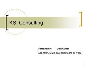 KS  Consulting