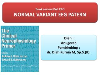 Book review  Poli  EEG NORMAL VARIANT EEG PATERN