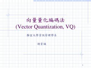 ??????? (Vector Quantization, VQ)