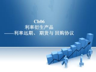 Ch06 利率衍生产品 —— 利率远期、 期货与 回购协议