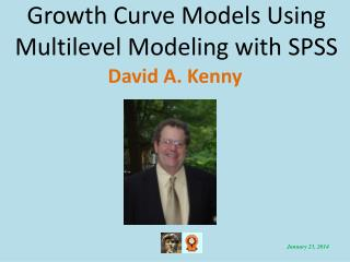 Growth Curve  Models Using Multilevel Modeling with SPSS