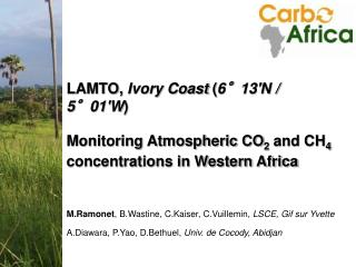 LAMTO, Ivory Coast 6 13N