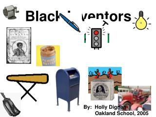 Black Inventors