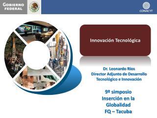 Innovaci n Tecnol gica