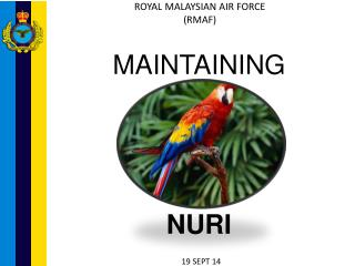 ROYAL MALAYSIAN AIR FORCE (RMAF)