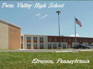 Twin Valley High School
