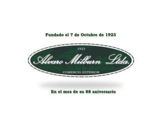 Fundado el 7 de Octubre de 1923
