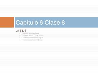 Cap tulo 6 Clase 8