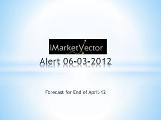 Alert 06-03-2012