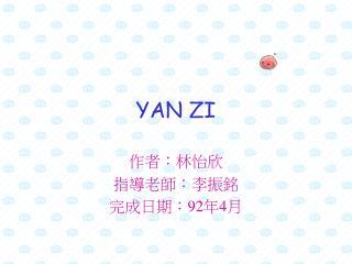 YAN ZI