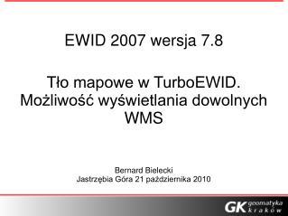 EWID 2007 wersja 7.8