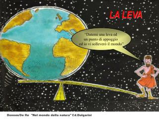 LA LEVA