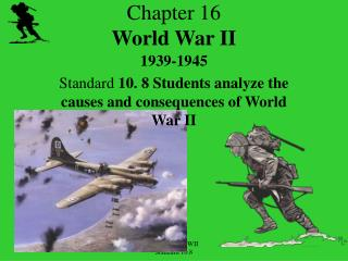 Chapter 16 World War II