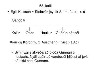58. kafli
