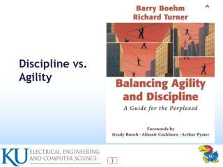 Discipline vs. Agility
