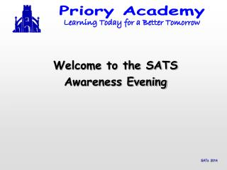 Welcome to the SATS  Awareness Evening