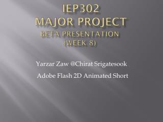 IEP302 Major Project