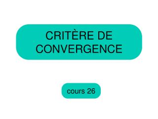 cours 26