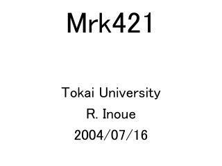 Mrk421