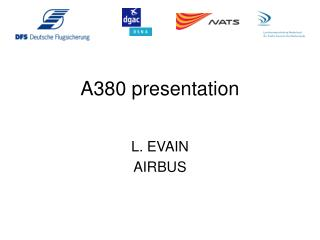 A380 presentation