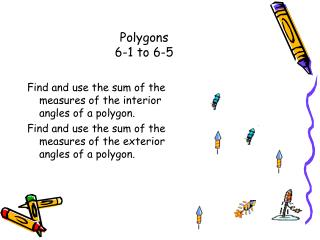 Polygons 6-1 to 6-5