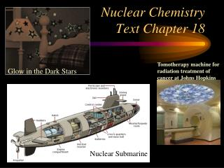 Nuclear Chemistry Text Chapter 18