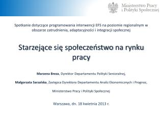 Warszawa, dn. 18 kwietnia 2013 r.