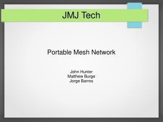 JMJ Tech