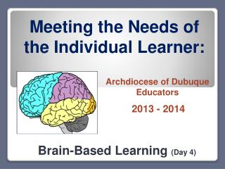 Brain-Based Learning  (Day 4)