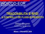INDICOD-ECR