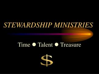 STEWARDSHIP MINISTRIES