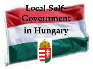 Local  Self-G overnment  in Hungary