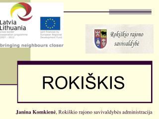 ROKIŠKIS