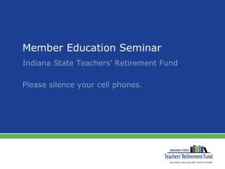Member Education Seminar