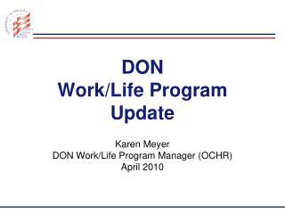 DON  Work