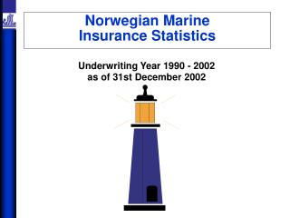 Norwegian Marine Insurance Statistics