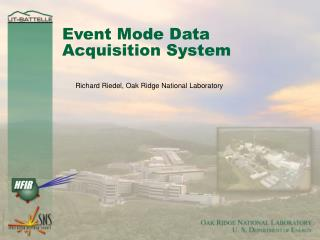 Event Mode Data Acquisition System