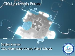 CIO Leadership Forum