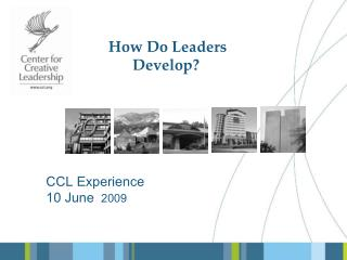 How Do Leaders Develop