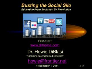 Busting the Social Silo Education From Evolution To Revolution