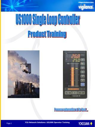 US1000 Single Loop Controller
