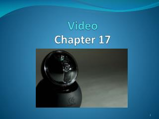 Video Chapter 17