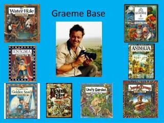 Graeme Base