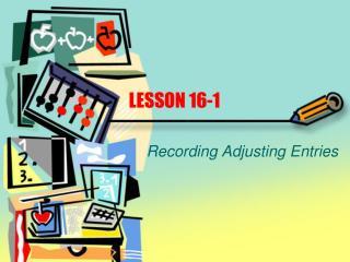 LESSON 16-1