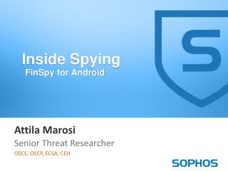 Inside Spying FinSpy  for Android