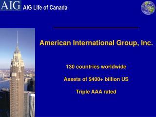 AIG Life of Canada